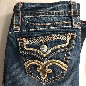 Rock Revival Boot Cut Jeans!